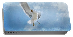 Dance For Food Portable Battery Charger
