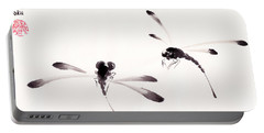 Dance Of The Dragonflies Portable Battery Charger