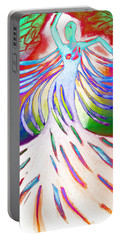 Dancer 4 Portable Battery Charger by Anita Lewis