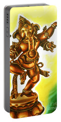 Dancing Vinayaga Portable Battery Charger