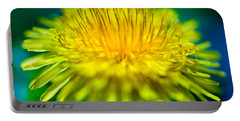 Dandelion Bloom  Portable Battery Charger