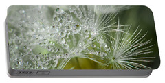 Dandelion Dew Portable Battery Charger