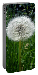 Dandelion Fluff Portable Battery Charger