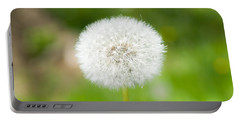 Dandelion Puffball Portable Battery Charger