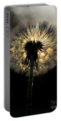 Dandelion Sunrise - 1 Portable Battery Charger by Kenny Glotfelty