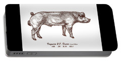 Danish Duroc Portable Battery Charger
