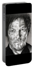 Daryl Dixon - The Walking Dead Portable Battery Charger