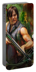 Daryl Dixon Walker Killer Portable Battery Charger