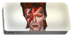David Bowie Aladdin Sane Portable Battery Charger
