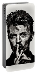 David Bowie - Pencil Portable Battery Charger