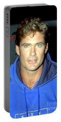 David Hasselhoff 1991 Portable Battery Charger