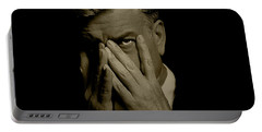 David Lynch Hands Portable Battery Charger by YoPedro
