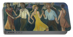 Dawn Dance Portable Battery Charger