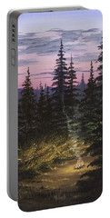 Dawn Fire Portable Battery Charger