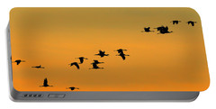 Dawn Migration Portable Battery Charger by Tony Beck