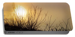 Portable Battery Charger featuring the photograph Dawn Of A New Day by Robyn King