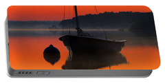 Portable Battery Charger featuring the photograph Dawn's Light by Dianne Cowen