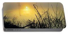 Portable Battery Charger featuring the photograph Daybreak by Robyn King
