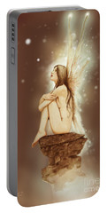 Daydreaming Faerie Portable Battery Charger
