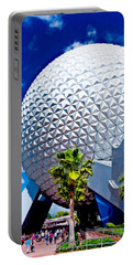 Daylight Dome Portable Battery Charger by Greg Fortier
