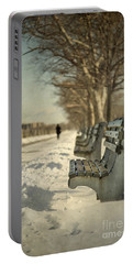 Days Of Cold Chills Portable Battery Charger