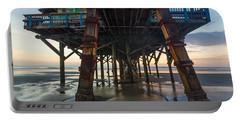 Daytona Beach Shores Pier Portable Battery Charger