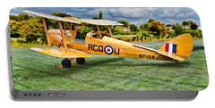 De Havilland Dh82 Tiger Moth Portable Battery Charger