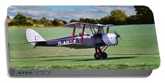 De Havilland Tiger Moth Portable Battery Charger