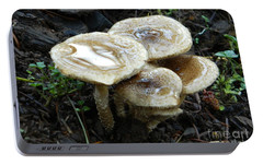 Portable Battery Charger featuring the photograph Deadly Beauty 1 by Chalet Roome-Rigdon