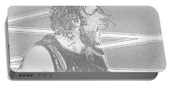 Dean Ambrose Portable Battery Charger
