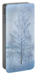 December Birch Portable Battery Charger
