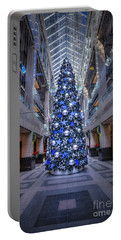 Deck The Halls Portable Battery Charger