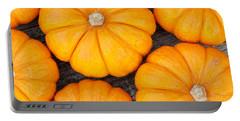 Decorative Pumpkins  Portable Battery Charger