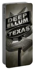 Deep Ellum Portable Battery Charger