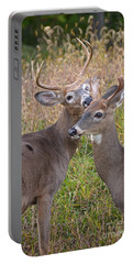 Deer 49 Portable Battery Charger