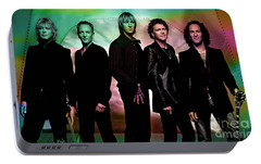 Def Leppard Portable Battery Chargers