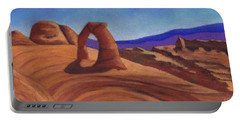 Delicate Arch Portable Battery Charger