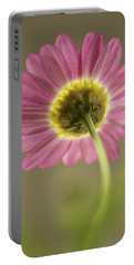 Delicate Daisy Portable Battery Charger