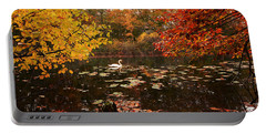 Delightful Autumn Portable Battery Charger