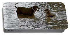 Delta Dogs Portable Battery Charger