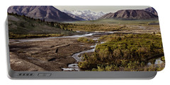 Denali Toklat River Portable Battery Charger