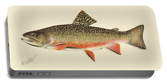 Denton Brook Trout Portable Battery Charger