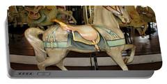 Dentzel Menagerie Carousel Horse Portable Battery Charger