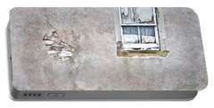 Derelict Window Portable Battery Charger