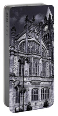 Derry Guildhall Portable Battery Charger by Nina Ficur Feenan