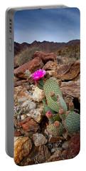 Desert Beavertail Portable Battery Charger