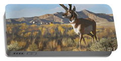 Desert Buck Portable Battery Charger