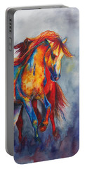 Desert Dance Portable Battery Charger