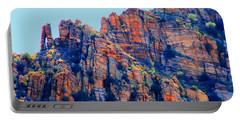Desert Paint Portable Battery Charger