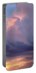 Desert Rainstorm 6 Portable Battery Charger